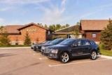 Компания Bentley официально вернулся в Украину