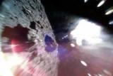 Получены первые в истории снимки с поверхности астероида