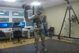 Робот Федор становится Героем России