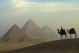Доказано строительство египетских пирамид людей