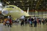 Мексика допускается для деталей новейших российских самолетов сухой Суперджет 100