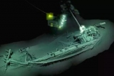 Старейший обломки нашли в Черном море