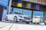Mercedes-Benz E-class с серфингом?